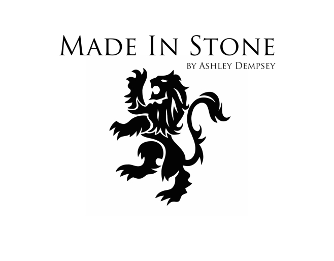 Hand carved stone plaques