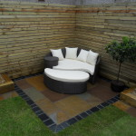 Stone patio Liverpool
