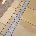 Granite and Yorkstone paving by Natural stone professionals Dempsey