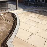 York stone patios Wigan