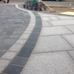 Natural stone driveway Liverpool
