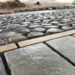 Traditional cobbles Liverpool