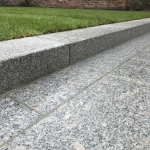Granite kerbs and paving Liverpool