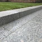 Granite kerbs and paving Liverpool