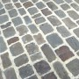 Reclaimed York stone driveways North Wales