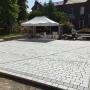 Granite sett driveways