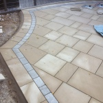 Natural stone flagging and patios Liverpool, Merseyside and Cheshire