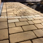 Yorkstone setts in Liverpool